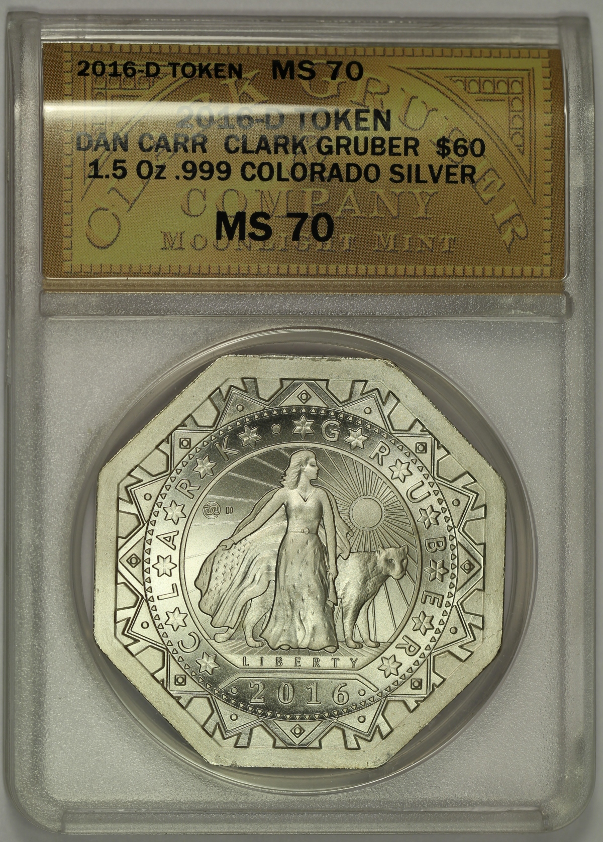 Holder Obverse Image