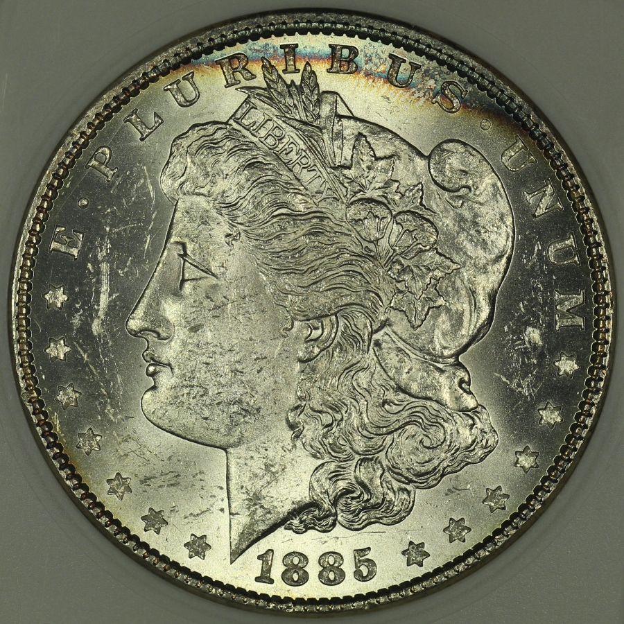 Close-Up Obverse Image